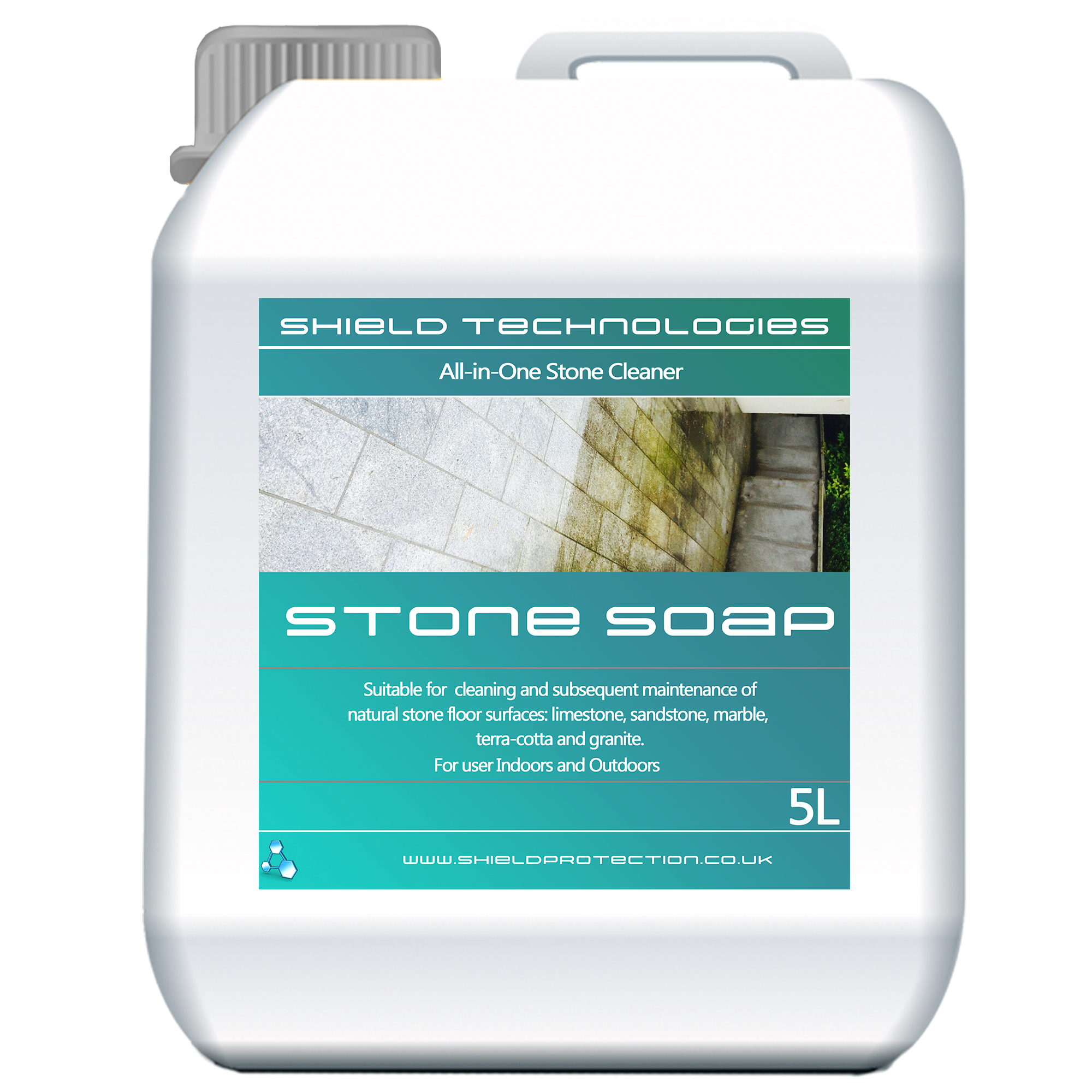 Stone Soap Shield Technologies