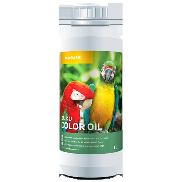 Coloured Oils