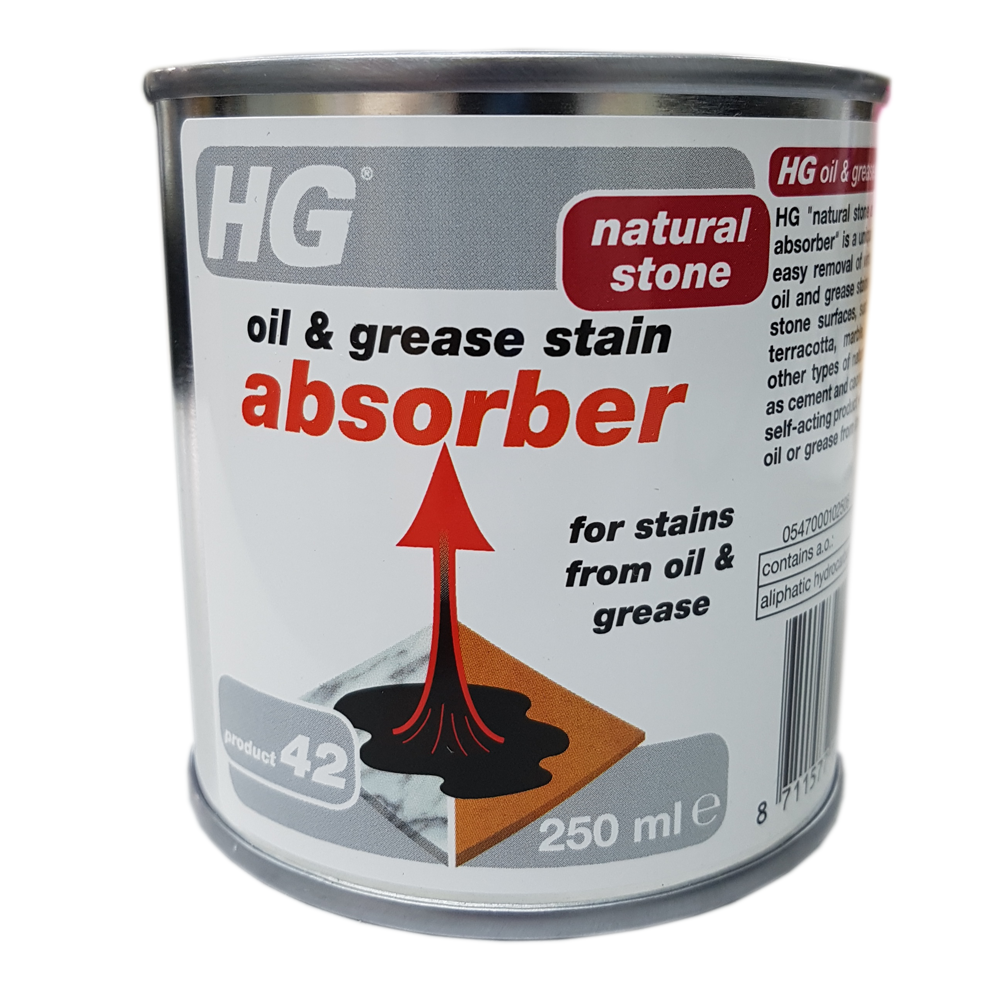 HG Oil & Grease Stain Absorber
