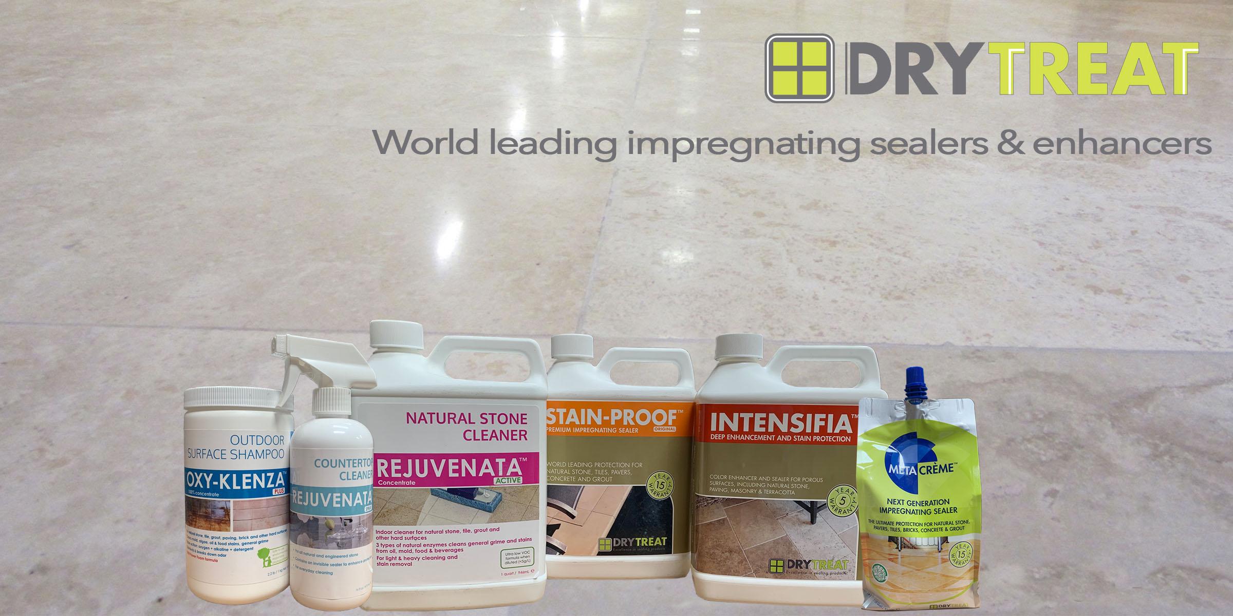 Dry Treat Floorcare Supplies