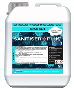 Sanitiser Plus